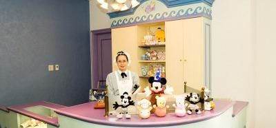 ディズニーシー授乳室1