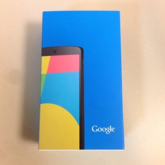 ワイモバイル Nexus5