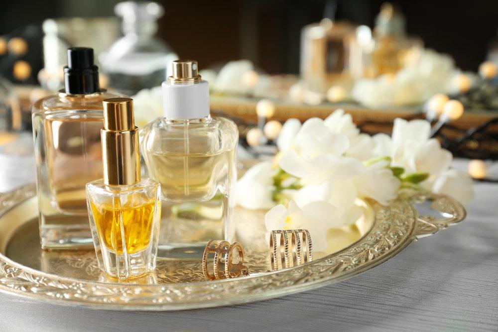 dekoracyjne perfumy