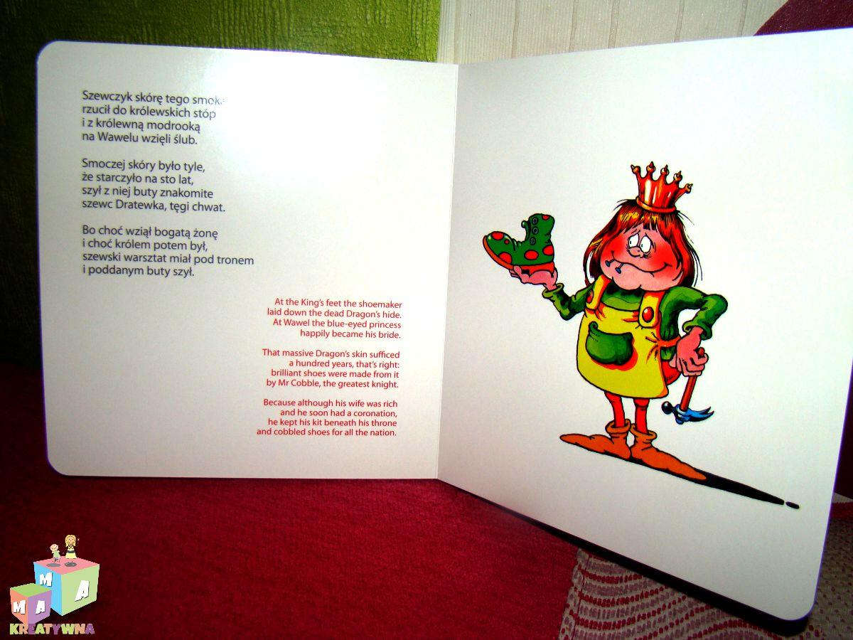 Wanda Chotomska Dwujęzyczne Książki Dla Dzieci Mama