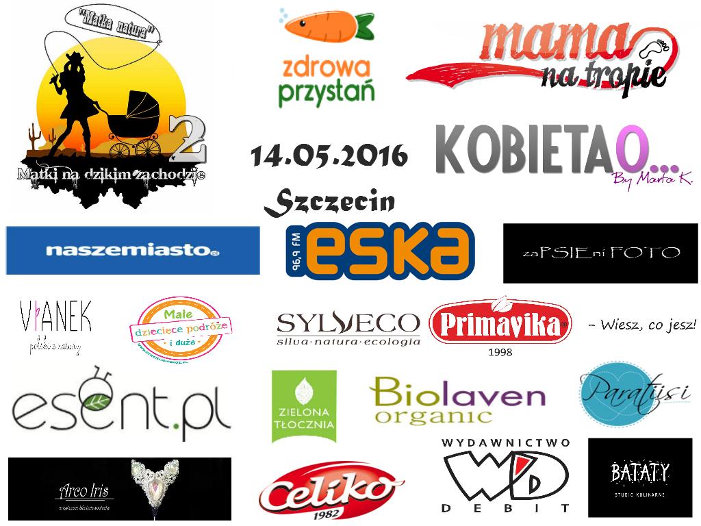 Plakat partnerzy
