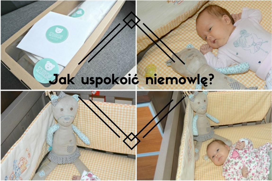 sposób na uspokojenie niemowlaka