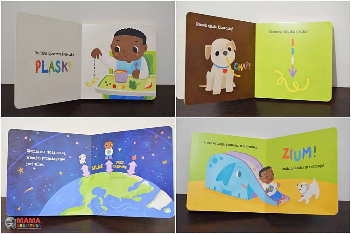 edukacja niemowlaka książka