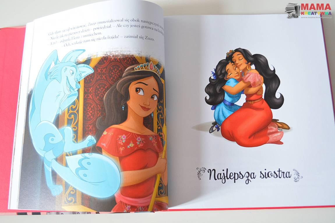 książka o elenie z avaloru