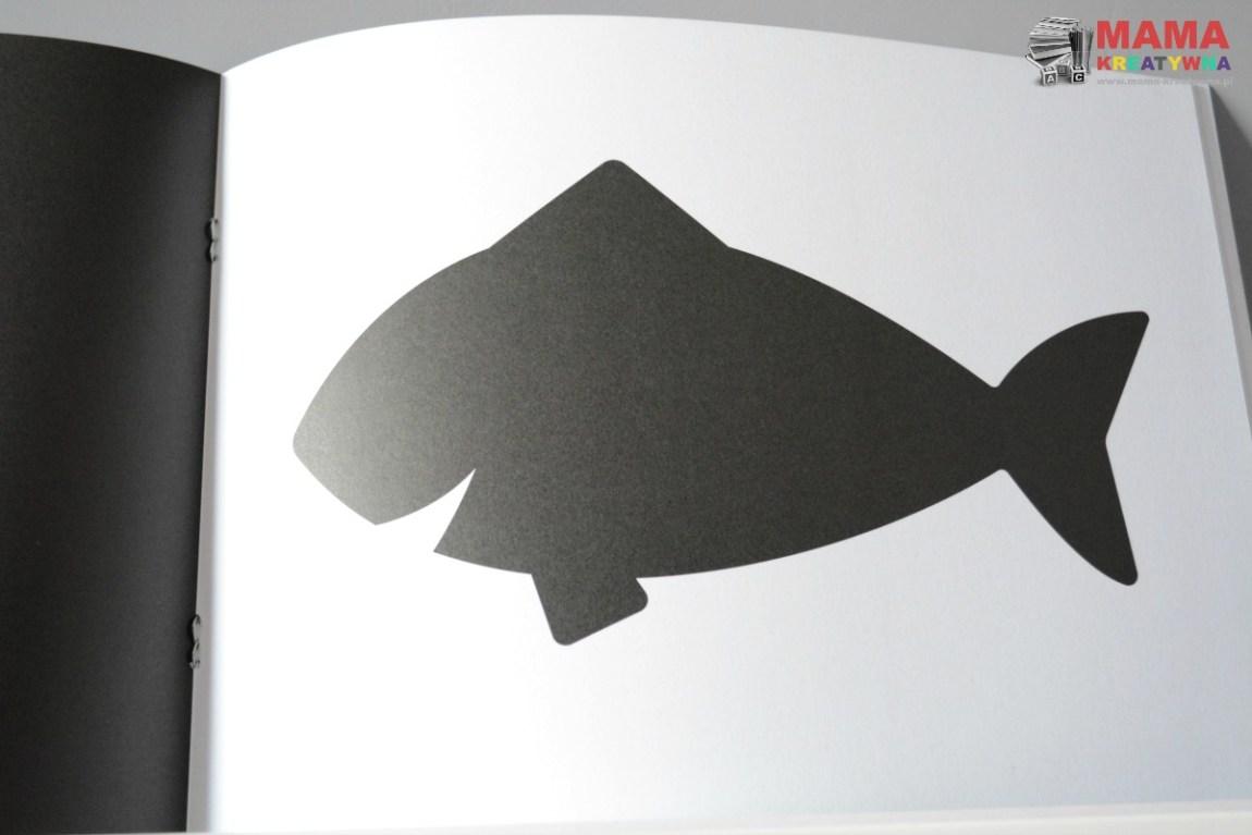 teatrzyk cienie ryba