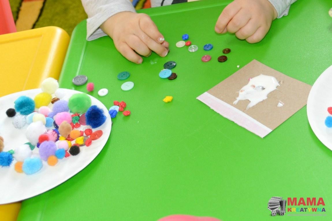 zabawy plastyczne z dzieckiem