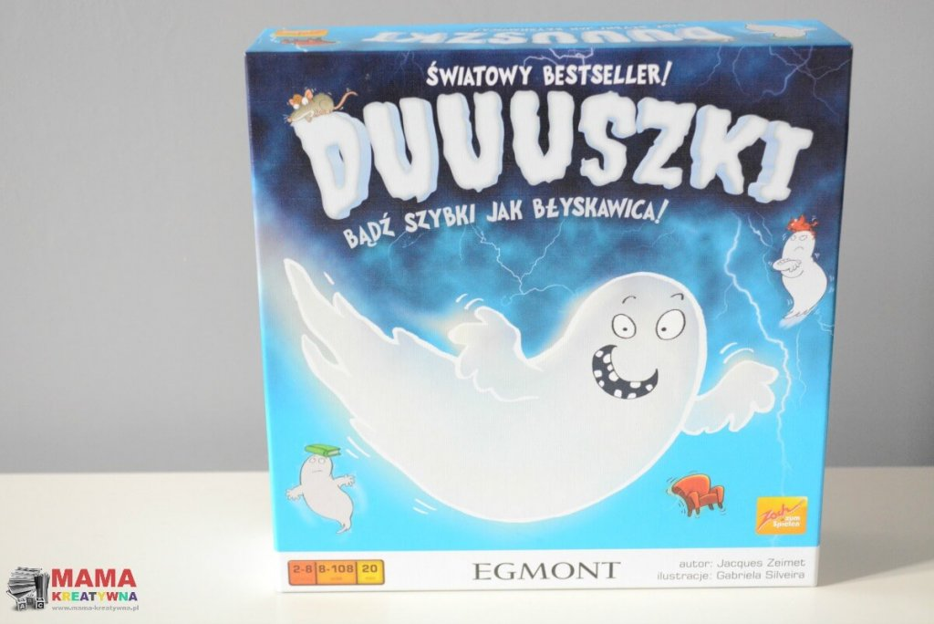 duuuszki gra planszowa