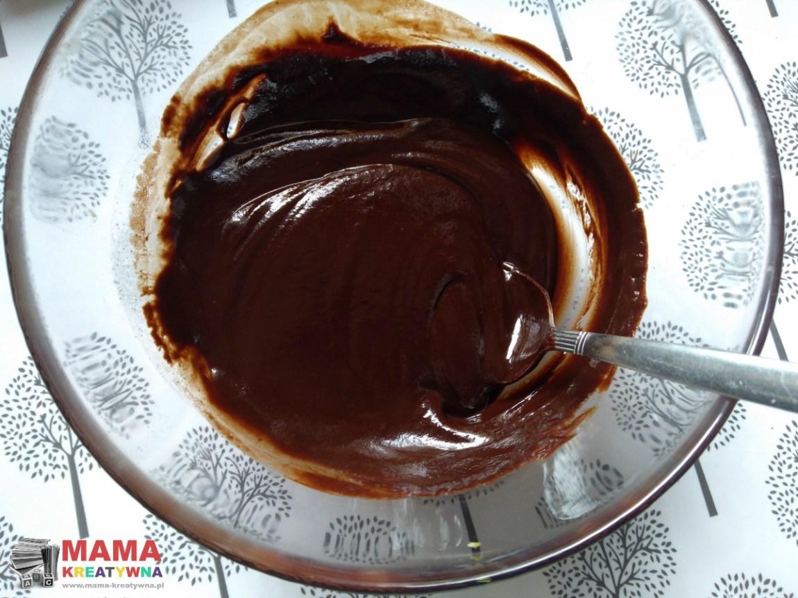 przepis na desery czekoladowe