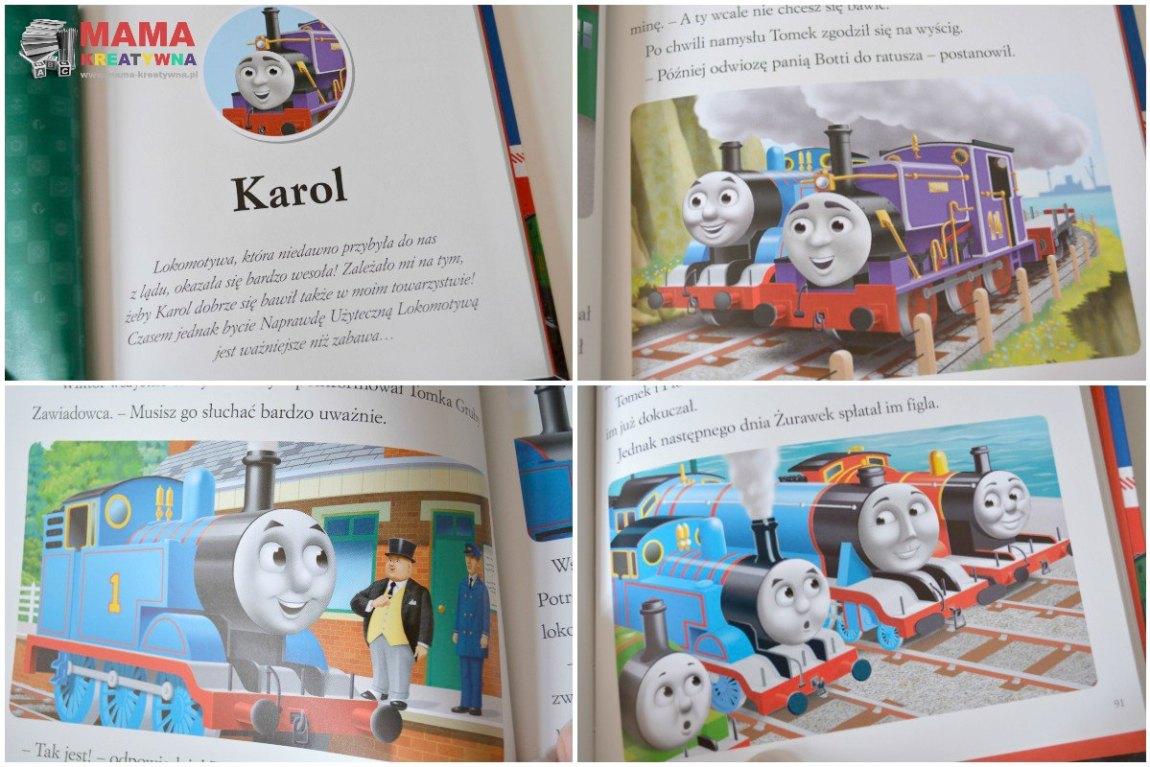 Bajeczki o lokomotywie