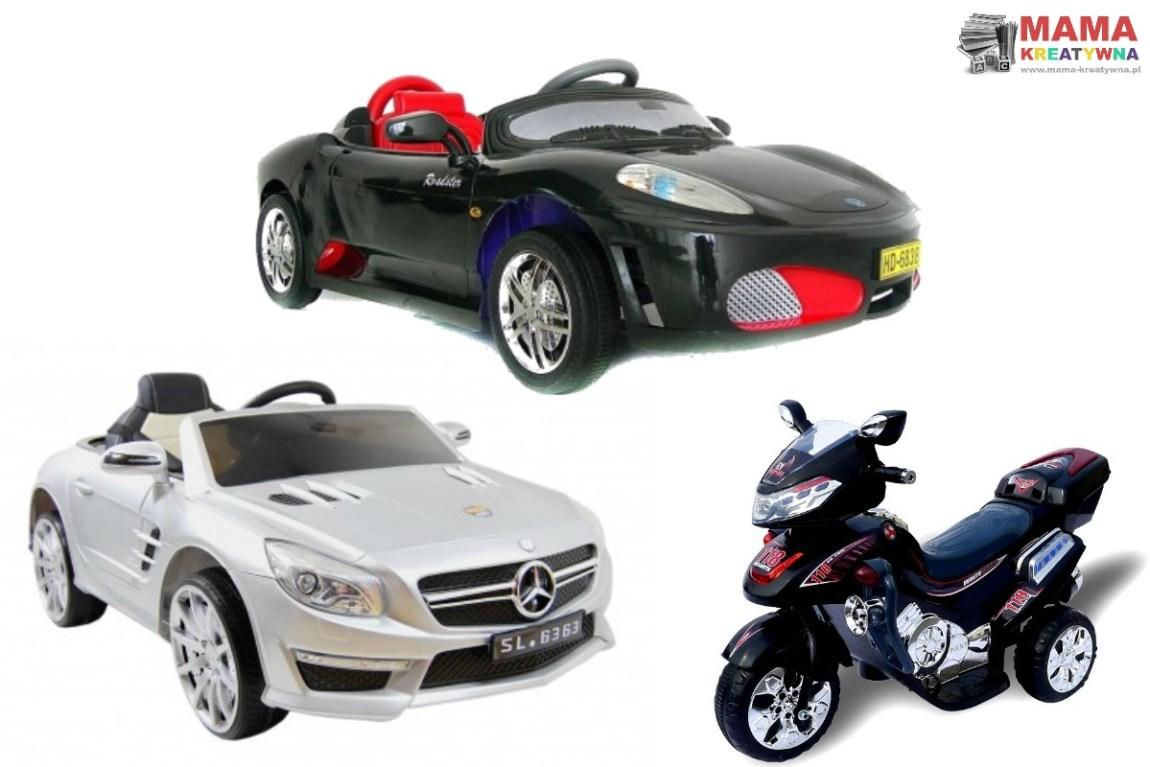 pojazdy elektryczne dla dzieci