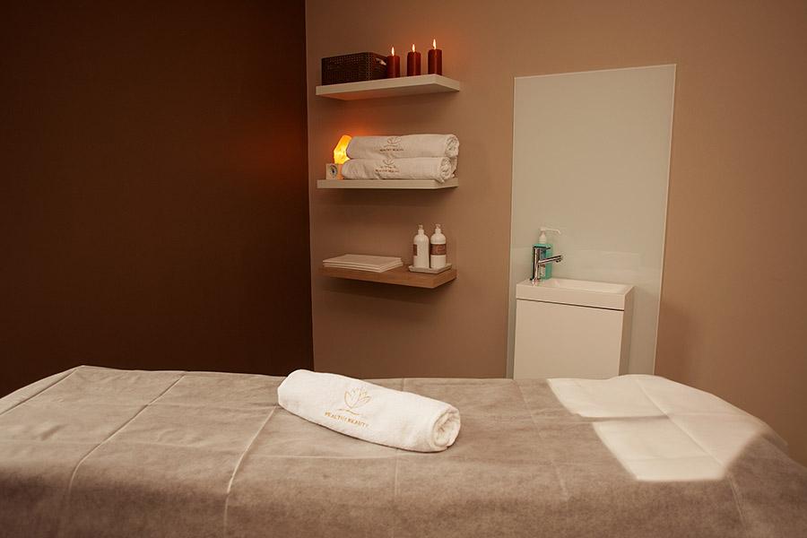 masaż w profesjonalnym gabinecie
