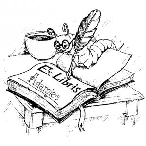 pieczątka exlibris