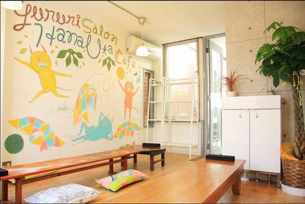 HanaUta cafe ハナウタカフェ お座敷