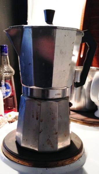Kaffee! 12 von 12