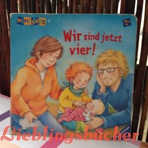 Lieblingsbücher Ministeps Wir sind Vier!, ministeps Bücher, Ravensburfer Buchverlag