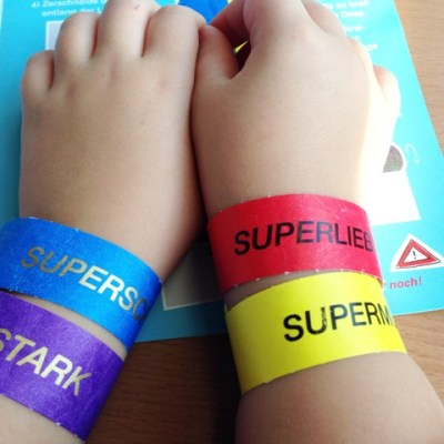 Superkräfte für Superkind mit der Tollabox