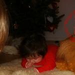 Mein erstes Weihnachten mit Kind