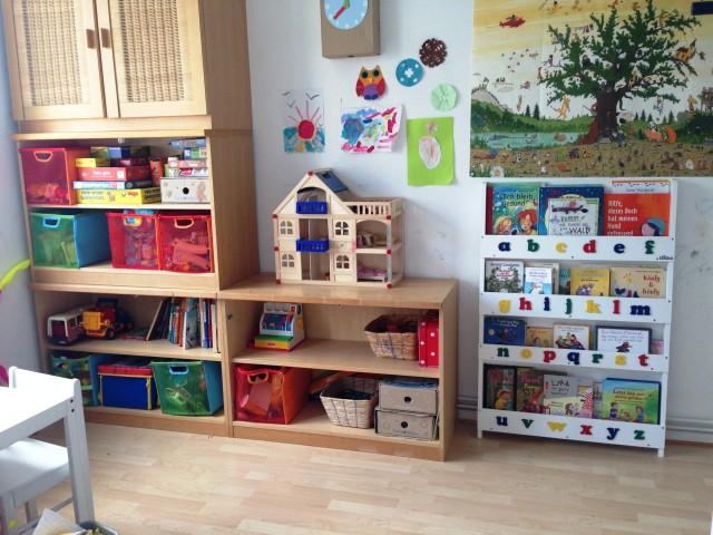 Ein Kinderzimmer fr Zwei  wie lange geht das noch gut