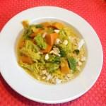 Herzerwärmendes Resteessen :: Curry mit Kürbis und Wirsing (vegan) #FrischeAlltagsküche