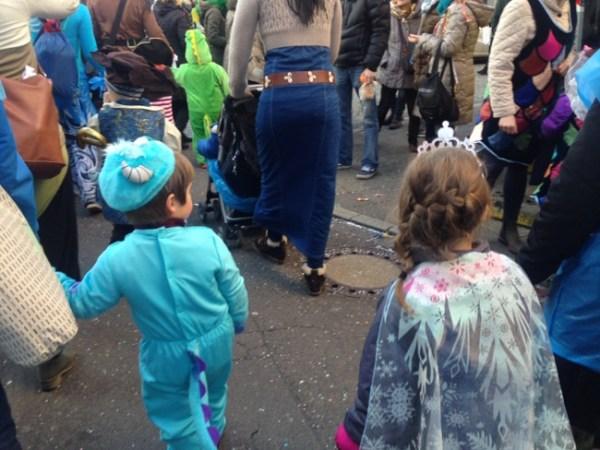 Kinder- und Jugendzug