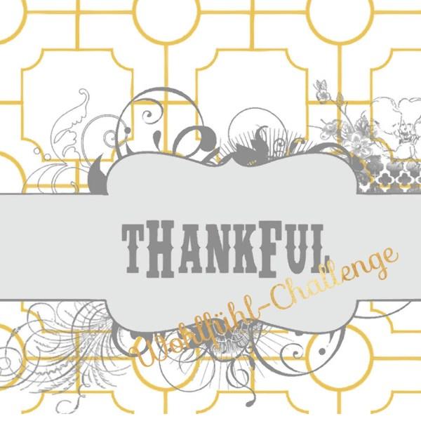 Dankbarkeit Wohlfühl Challenge