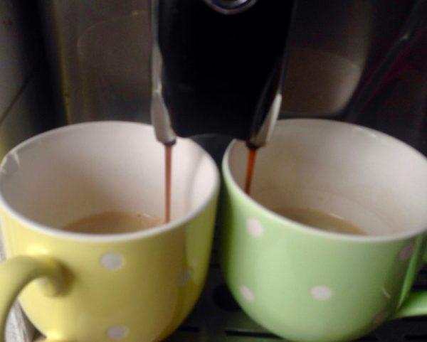 Kaffeekochen