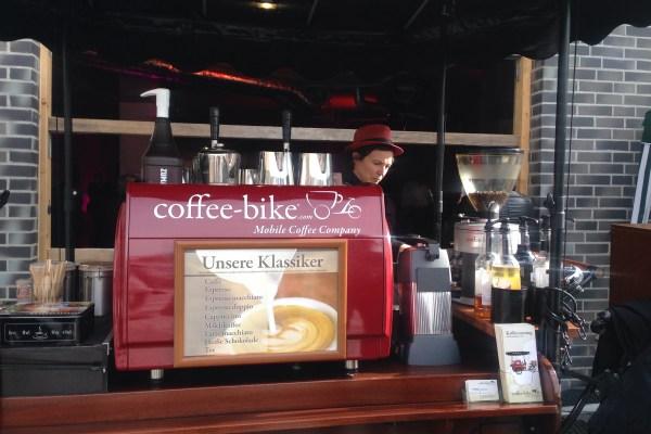 Kaffee Station