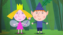 The Ben and Holly effect…