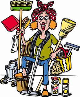 Housework is not just for mums!