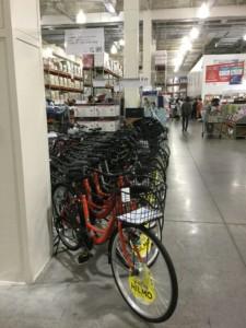 コストコ尼崎 自転車 (2)