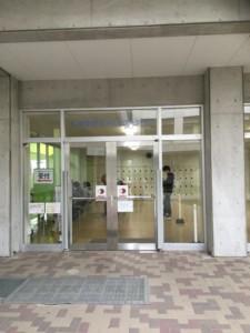 仁川スイミング 入り口