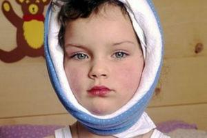 Свинка у детей особенности лечения и опасные последствия у мальчиков