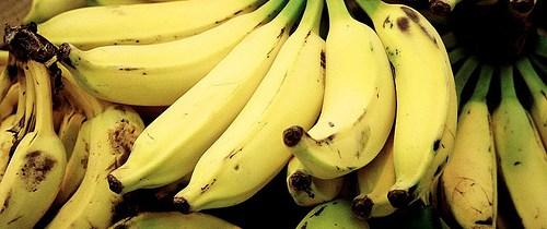 BLW: Banana Pancakes