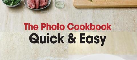 App review: The Photo Cookbook Quick & Easy