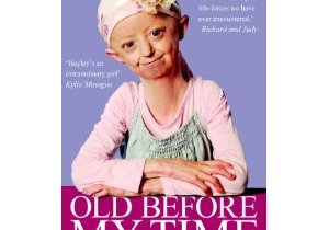 Book Review: Old Before My Time