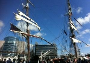Tall Ships Festival, Dublin 2012