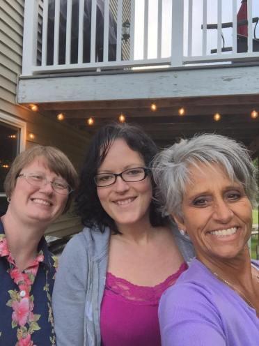 Me, Sarah & Michelle
