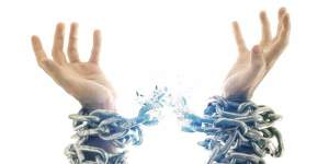 break chains of distraction