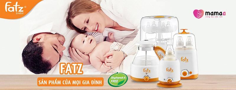 máy hâm sữa Fatzbaby
