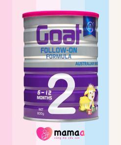 Sữa dê hoàng gia Úc Royal Ausnz Goat Follow - On Formula 2