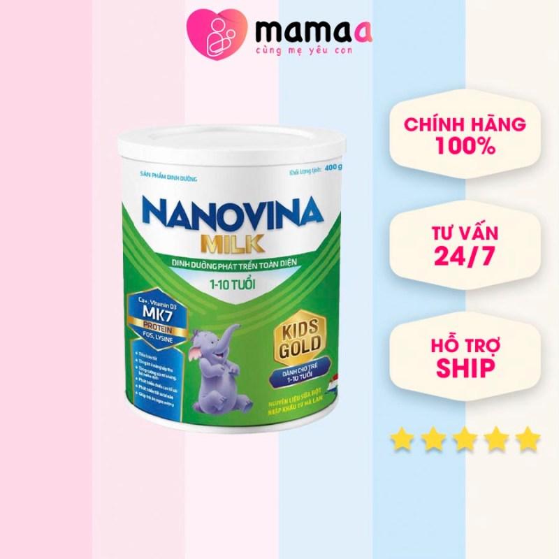 Nanovina Milk Kid Gold