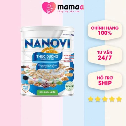 Nanovi thực dưỡng
