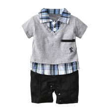 Summer baby clothes Jentleman