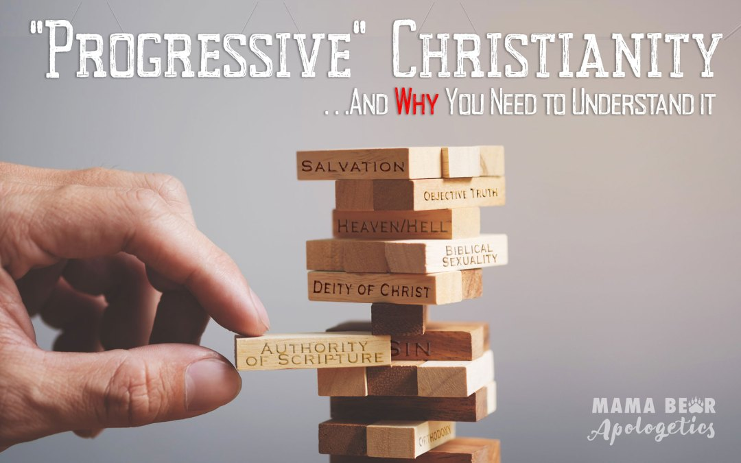 "MBA Episode 24: ""Progressive"" Christianity… and WHY you need to understand it"
