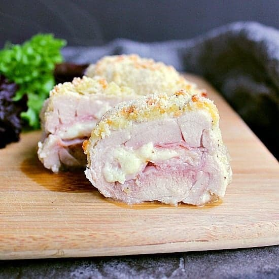 Low Carb Chicken Cordon Bleu Thighs. 10 minutes to build and another 30 to bake, these low carb chicken cordon bleu thighs are a simple and healthy dinner the whole family will enjoy!
