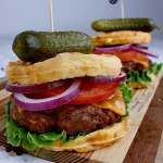 Pin this Keto Burgers recipe for later!