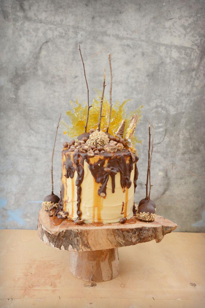 nutty cake 11