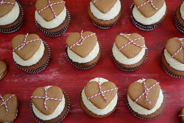 ginger cupcake 14