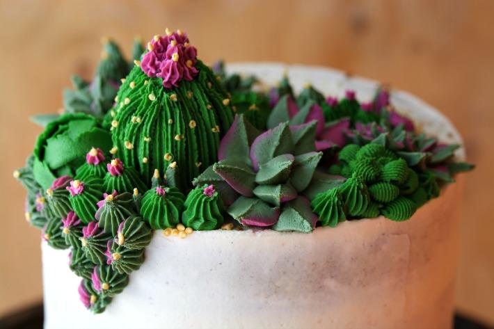 Cactus Recipes Cake
