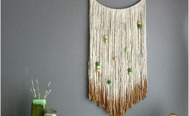 Top 18 Creative Diy Woven Wall Hangings For A Cozier Home